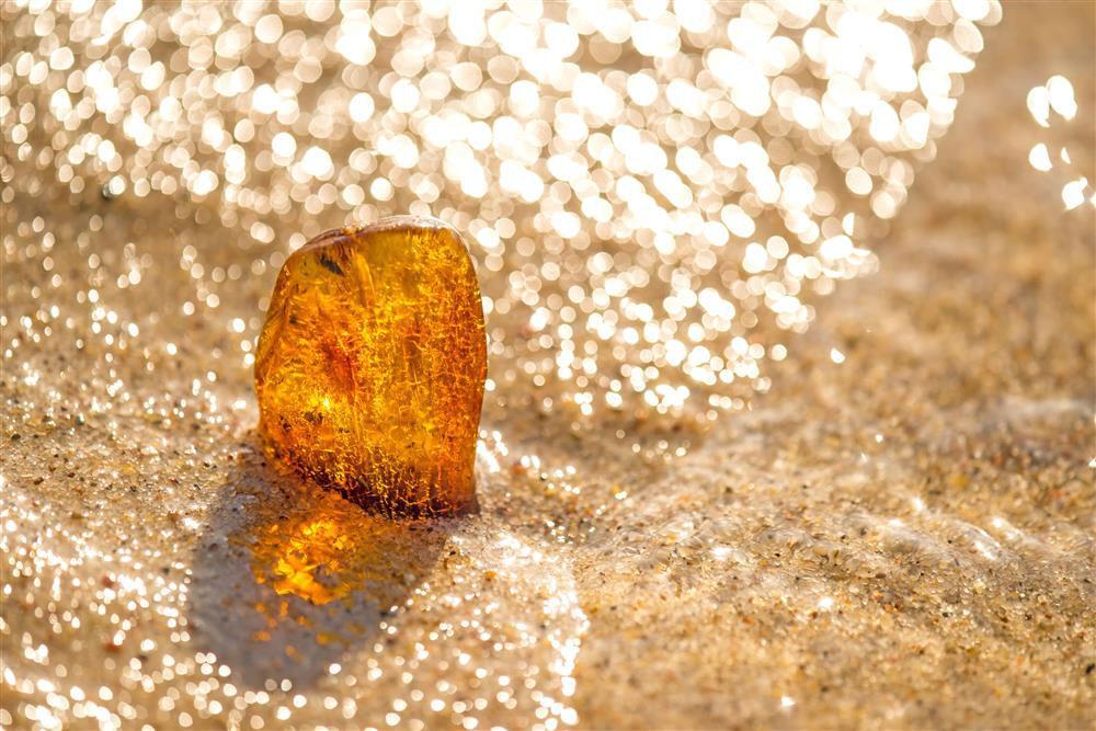 Amber Stone - Amber Jewelry
